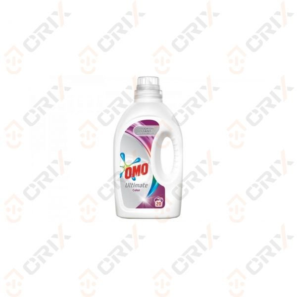 Omo Detergent lichid 1l ultimate color 20spalari